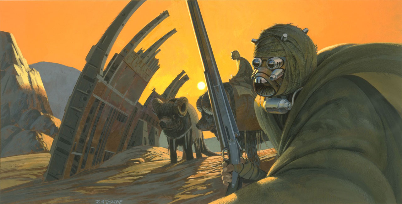Star Wars, Ralph McQuarrie Remembered | Nicole M. Cleary