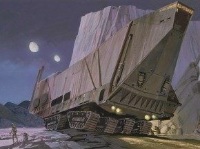Star Wars Concept Art by Ralph McQuarrie