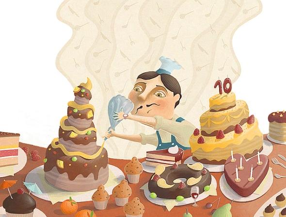 Cake by Octavi Navarro