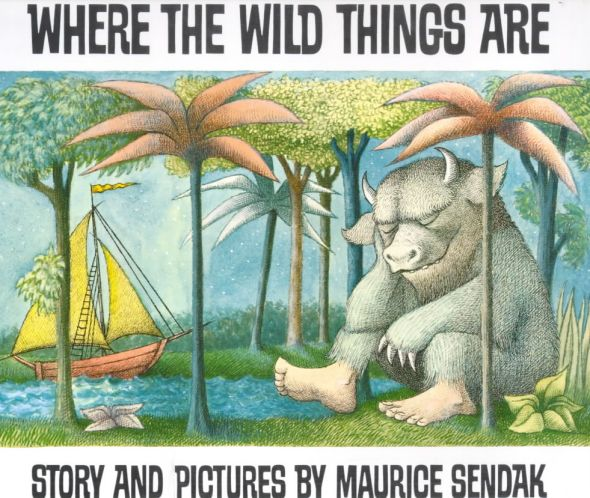 Where The Wild Things Are - Cover