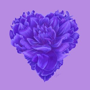 Flower Heart by NicoleBarker - cover