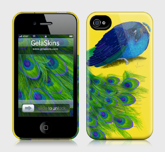 """The Beauty That Sleeps"" iphone case design by Nicole Barker"