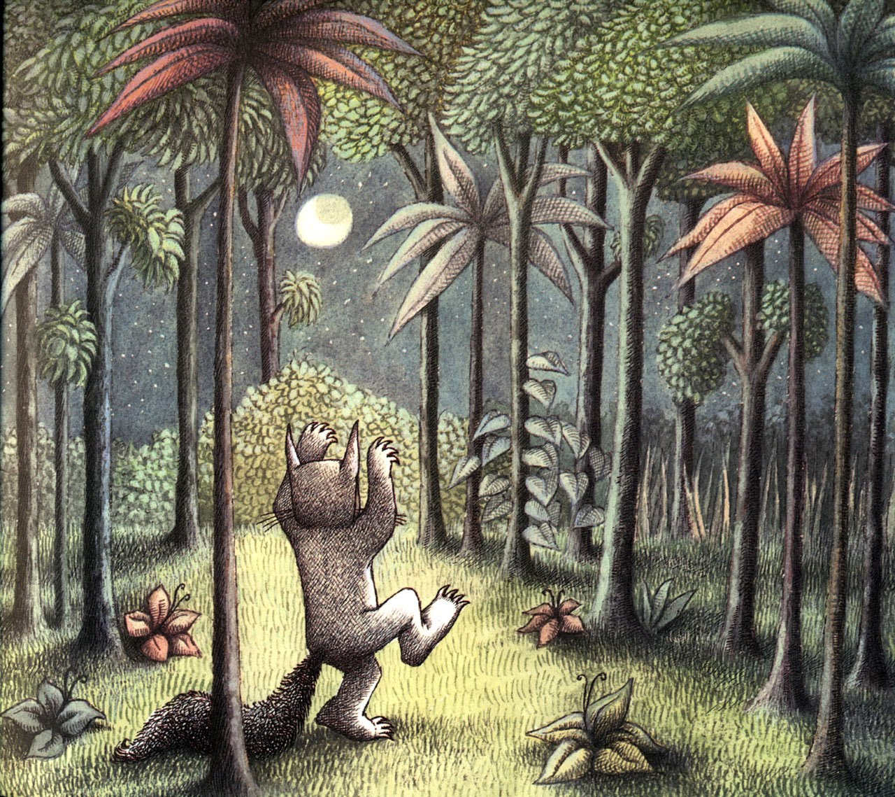 where the wild things are maurice sendak remembered nicole m