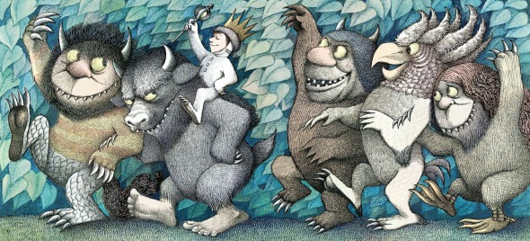 Where The Wild Things Are - Page