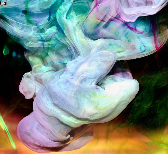 """Photo from """"Infusions"""" series by Cliff Briggie"""