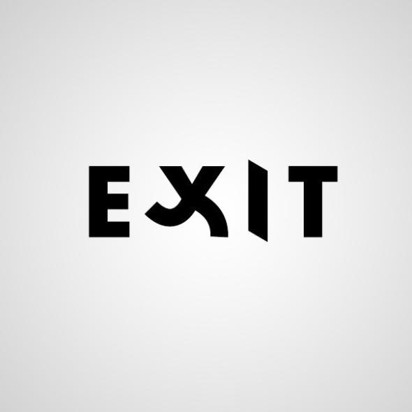 Exit by Ji Lee