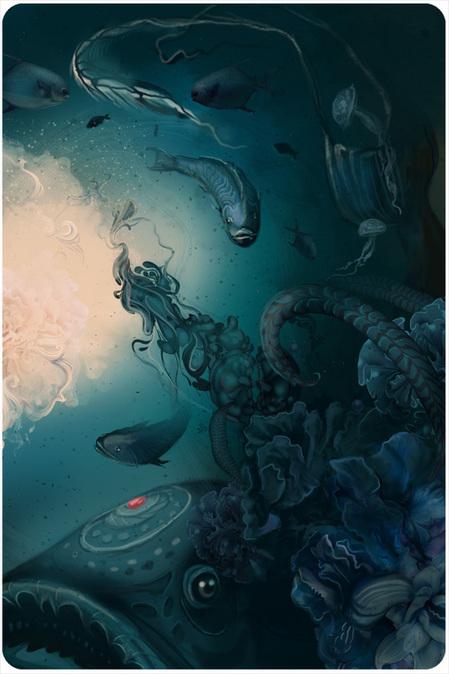 Underwater by Tatiana Kazakova