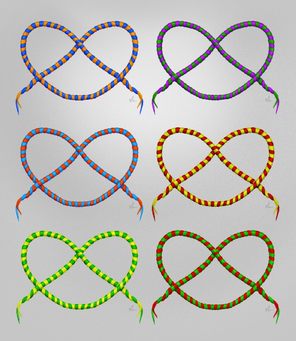 Knot - Color Options by Nicole Barker