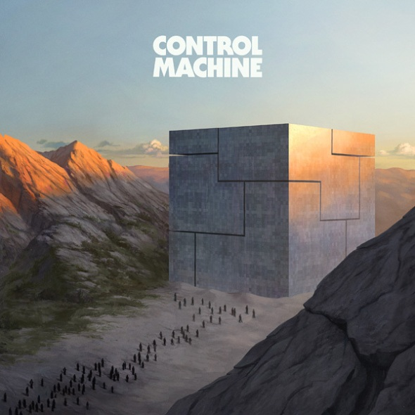 Control Machine by Ture Ekroos