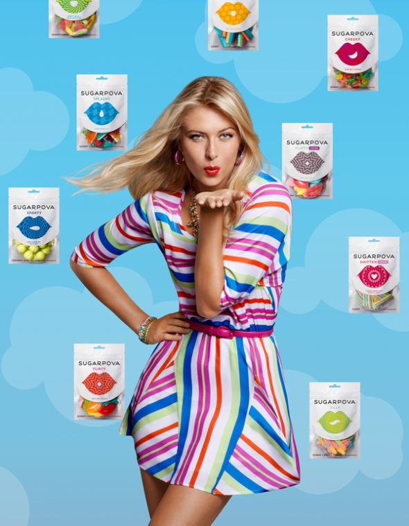 SUGARPOVA branding by Red Antler 4