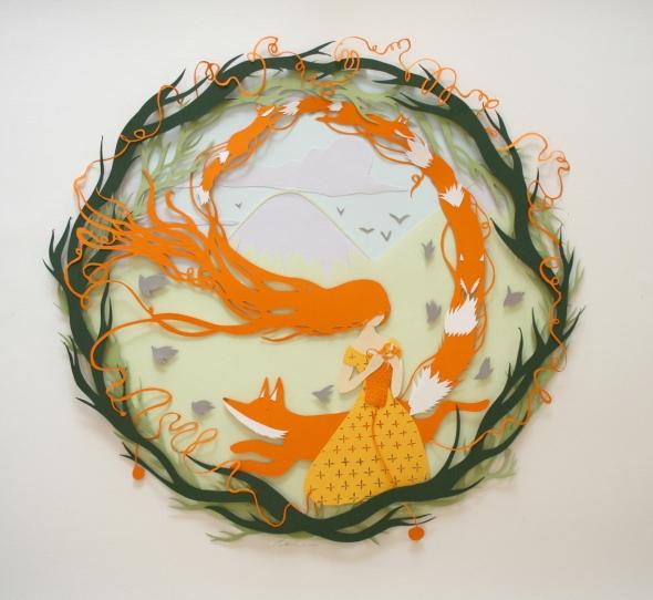 Fox by Sarah Dennis