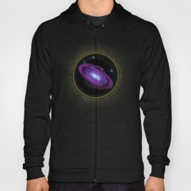 Space Travel - Hoody Design by Nicole Cleary